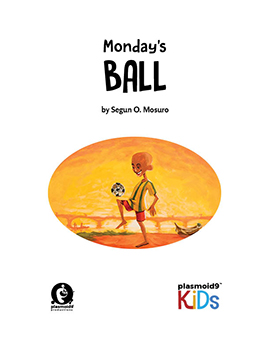 Monday's Ball Paperback Title Page